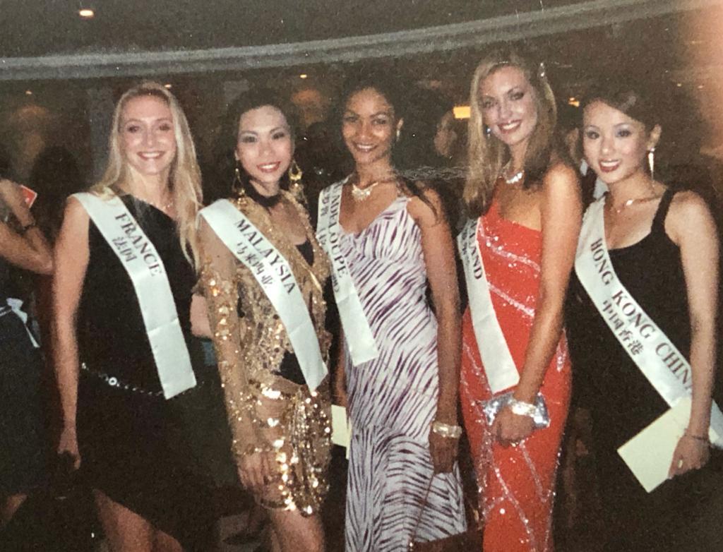 Soirée Gala Miss World 2003