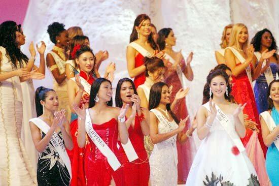 Show Final Miss World 2003