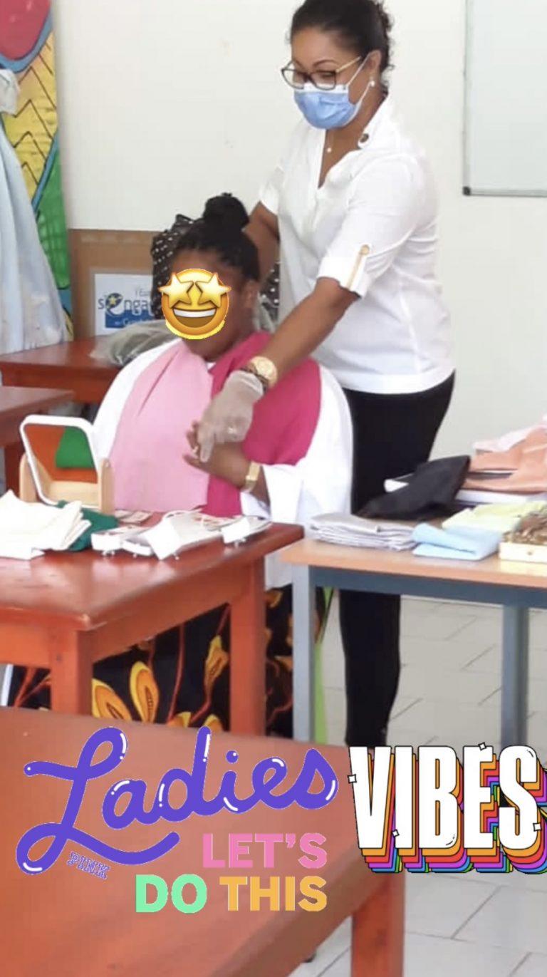 Formation la communication par l'image pour l'institut de formation europe caraïbes de Vieux-Habitants