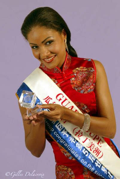 Miss World Elegance 2003