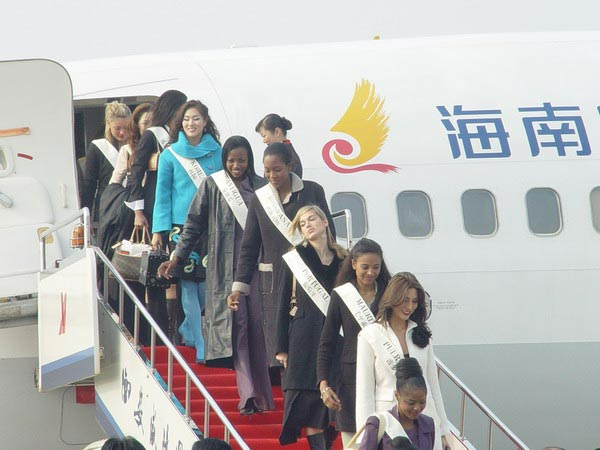 Miss World 2003-2