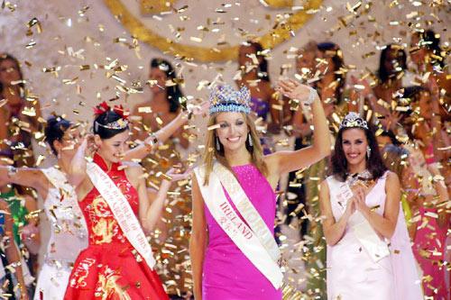 Finalistes Miss World 2003