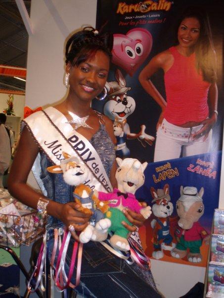 Miss Guadeloupe et les célèbres Konpè Lapen Konpè Zanba