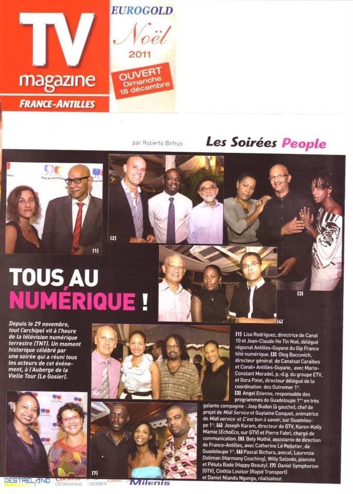 TV Magazine Tous au numérique