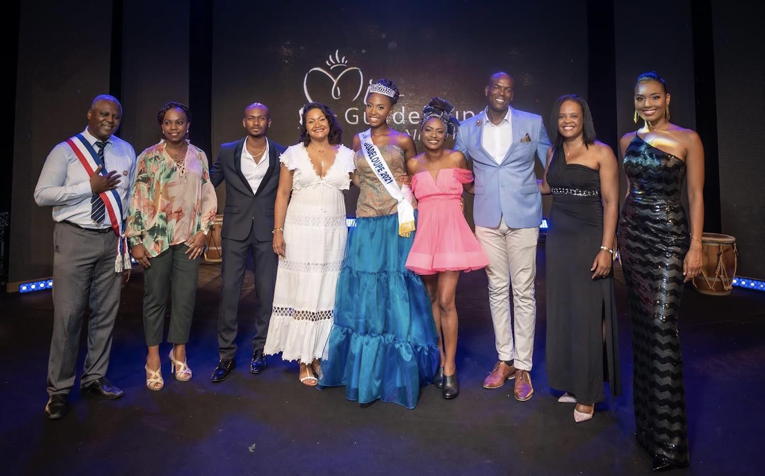 Miss Guadeloupe 2021 pour Miss France