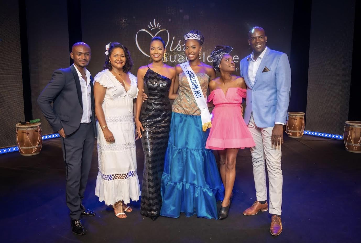 Lauranza jury Miss Guadeloupe 2021 pour Miss France